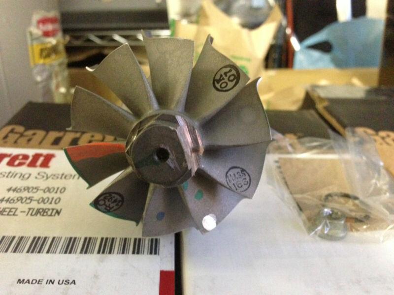 Garrett Turbine Wheel,t3/t4 65mm Stage3 76 Trim,t3/t4e Stage Iii Journal Bearing