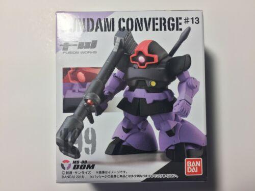 Fw Gundam Converge #13 199 Dom US Seller