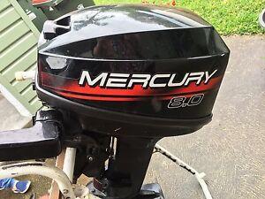 8hp Mercury Boat Motor New Lambton Newcastle Area Preview