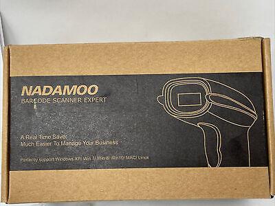 Nadamoo Yhd-5100 Usb Handheld Barcode Scanner Reader