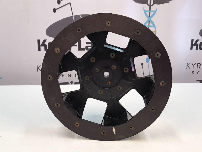 6 Carrier Horizontal Rotor for Drucker 755 Centrifuges, 7786022