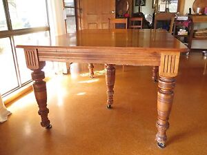 Kauri pine dining table Hargraves Mudgee Area Preview