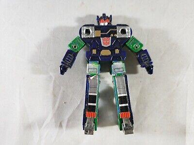 VINTAGE 1983 Hasbro TRANSFORMERS G1 FRENZY CASSETTE Green Custom Autobot