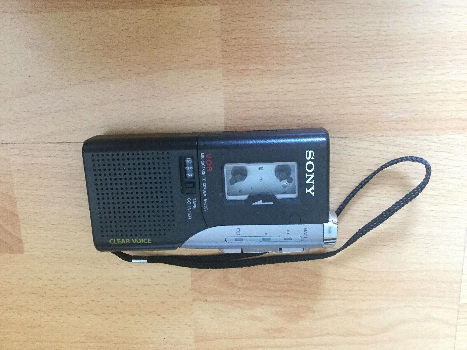 Sony Aufnahmegerät Diktiergerät