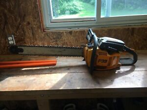 Pioneer partner P39 chainsaw