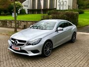 Mercedes-Benz Coupe E 350 BlueTEC*1.HAND*SPORTPAKET*NAVI*LED*