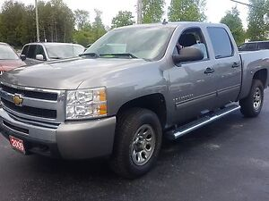2009 Chevrolet Silverado 1500 4x4 certified solid body LS