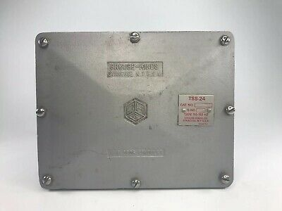 Crouse-hinds 1 Wbj 0806 2 Way Explosion Proof Conduit Junction Box