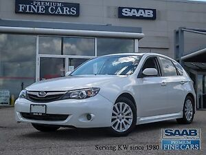2010 Subaru Impreza SPORT  Power Moonroof 5 Spd  Heated seats