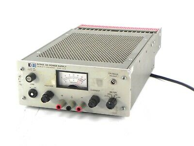 Agilent Hp Keysight 6284a Dc Power Supply - Opt. 011 0-20v 0-3a