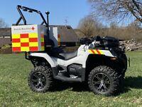 Rettungsdienst, Skilift, Bergwacht, Feuerwehr ATV Quad Nordrhein-Westfalen - Simmerath Vorschau