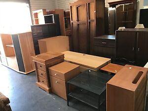 BEDS, DESKS, DRAWERS, TABLES ETC.! Osborne Park Stirling Area Preview