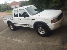 2000 ford courier. 2.5L turbo diesel Ashtonfield Maitland Area Preview