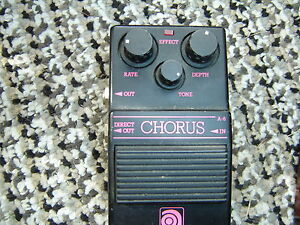 AMPEG A-6  CHORUS, EARLY 80s, RARE, EXCELLENT SHAPE