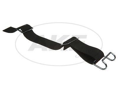 Gepäckträgergummi mit Haken und Klemmschlaufe, neue Ausführung - Simson S51, S70