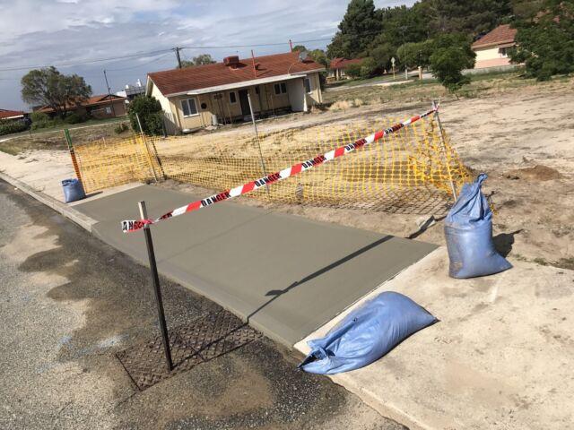 Concreting Western Australia Concreting Amp Paving