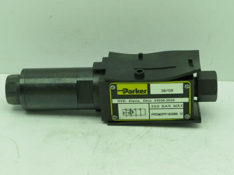 Parker PRDM2PP16SNN 16 Pressure Reducing Parker Manapak Subplate Sandwich Module