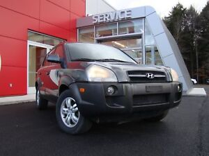 2006 Hyundai Tucson GL V6 w/Leather