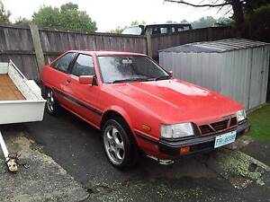 1985 Mitsubishi Cordia Hatchback Mowbray Launceston Area Preview