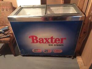 Ice Cream Freezer, Free Delivery