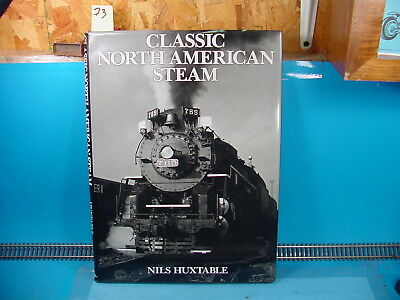 RS73 CLASSIC NORTH AMERICAN STEAM BY NILS HUXTABLE