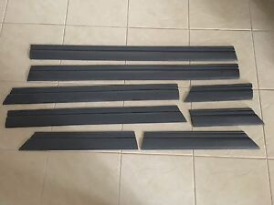 Ford Falcon Ute Panel Van Longreach XG Full Set Of Body Moulds Craigieburn Hume Area Preview