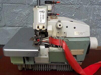 Industrial Sewing Machine Pegausas 401 Single Needle With Binder Att.