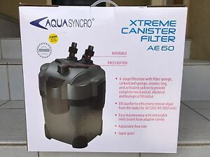 Canister Filter 600 L/H Blacktown Blacktown Area Preview