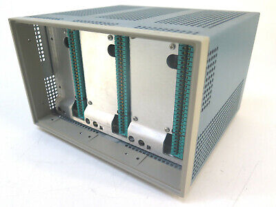 Modified Tektronix Tm503a Chassis Cut Down For Easier Addingremoval Of Module
