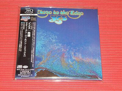 2019 YES Close To The Edge  STEVEN WILSON REMIX  JAPAN MINI LP UHQ