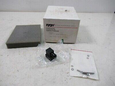 Zygo Motion 6mm Fiber Optic Pickup 8040-0100-01 Optical Metrology Interferometer