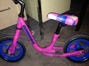 Brand new strider girl bike