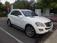 Mercedes Benz ml 300cdi Townsville Townsville City Preview