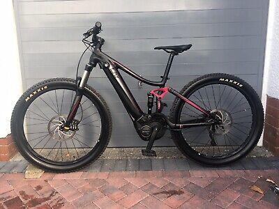 Giant Liv Embolden 2E+ ebike Mountain Bike Full Suspension Size XS