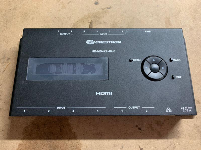 Crestron HD-MD4X2-4K-E
