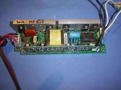Usado, BENQ MP515 DLP PROJECTOR BALLAST DC-DC CONVERTER (LAMP PSU) 4H.0R537.A02 OK segunda mano  Embacar hacia Argentina