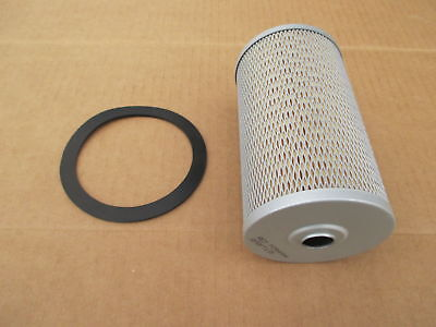 Oil Filter With Gasket For Ih International 154 Cub Lo-boy 184 185 Farmall