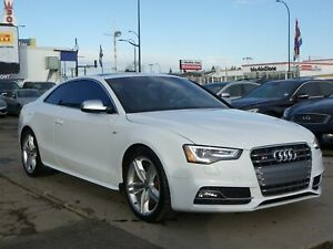 2015 Audi S5 3.0T Technik|GPS |B.CAMERA|LEATHER|PANO-ROOF