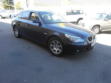 2004 BMW 525I 2.5L - 4 Door Sedan Wangara Wanneroo Area Preview