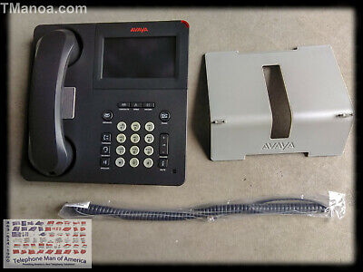 Avaya 9641g Ip Color Screen Network Telecommuter Teleworker Work From Home Phone