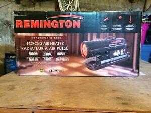Remington 70,000 BTU Forced Air Kerosene/Diesel Heater