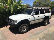 80 series landcruiser Karrinyup Stirling Area Preview