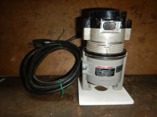 PORTER CABLE 310 LAMINATE TRIMMER ROUTER