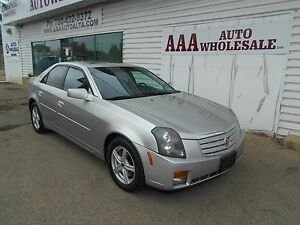 2007 Cadillac CTS LOADED ! Sedan