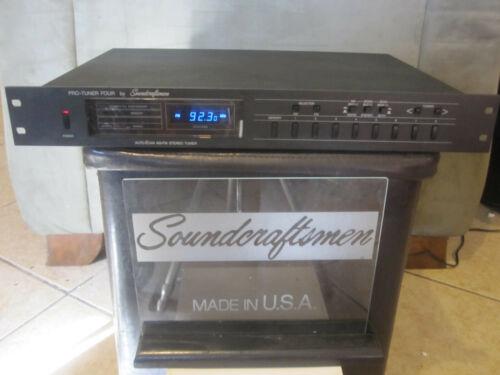Soundcraftsmen Pro Tuner Four -  FM/AM stereo tuner *SERVICED*