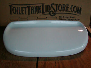 American Standard 4112 Mint Green Cadet Toilet Tank Lid