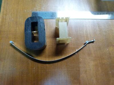 Schnittbandkern-Trafoset, SU60B für bis ca 100W Netztr. oder Ausgangstrafos