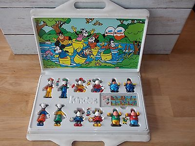 Diorama  Steckfiguren  EU 1987   Micky und seine Freunde  selten !!!
