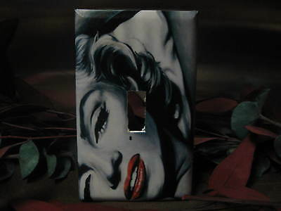 Marilyn Monroe Light Switch Wall Plate Cover #1 - Variations