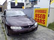 1999 Holden Commodore Sedan 3 Months Rego Woy Woy Gosford Area Preview